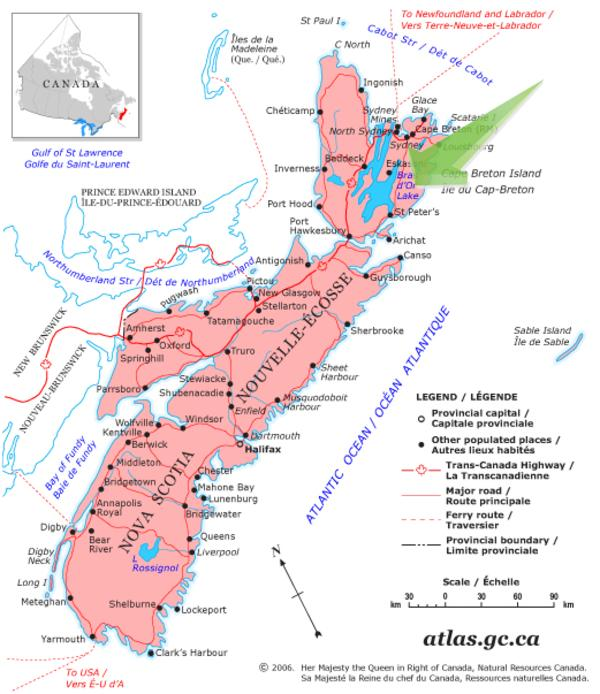 Canadian Land For Sale in Ontario, Nova Scotia, and New ...