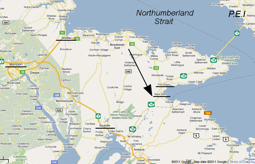 Canadian Land For Sale In Ontario Nova Scotia And New